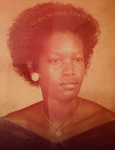 My Mother my strength ...
