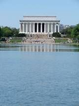 the Lincoln Memorial....plus all the other memorials and monuments in Washington, D.C.