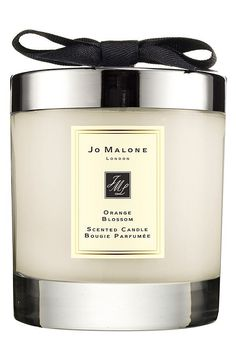 If it's good enough for Kate Middleton, then it's good enough for us. The Duchess of Cambridge had Jo Malone's citrus scents — Orange Blossom ($65) included — perfuming Westminster Abbey during her royal wedding. 'Nuff said.