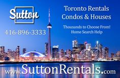 Luxury Condos And Homes For Rent In Toronto! Toronto Rentals, Luxury Condo, Real Estate Services, Condos For Sale, Condominium, Renting A House, Vacation, City