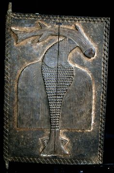 DOORS - Africa - House door from the Baoule people of the Ivory Coast - Carved wood  (african-concept.com)
