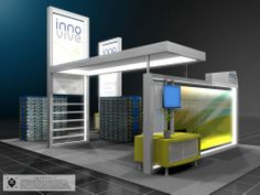20x20 Lumiture Exhibit . To know more about us visit www.exponents.com or drop us a mail at info@exponents.com