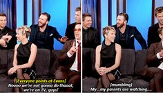 17 Times Chris Evans Needed To Explain Himself