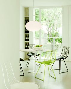 Arper's Leaf Chairs