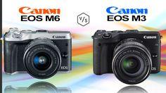 Canon EOS M6 vs Canon EOS M3