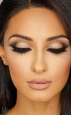 Sexy Smokey Eye Makeup Ideas to Help You Get His Attention . - Sexy Smokey Eye Makeup Ideas to Help You Get His Attention up make up - Eye Makeup Tips, Makeup Hacks, Hair Makeup, Makeup Tutorials, Makeup Kit, Makeup Products, Makeup Tools, Sexy Eye Makeup, Eyeshadow Ideas
