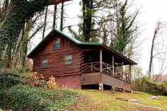 Cabin #2 | Buffalo National River Cabins and Canoeing in Beautiful Ponca, Arkansas