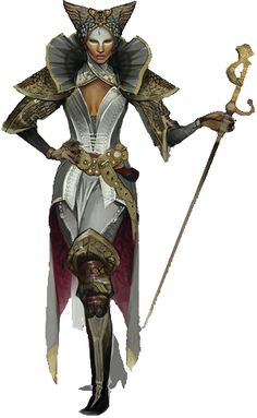 The Imperial Enchanter (Dragon Age - Vivienne)