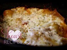 Slow Cooker Lasagna Recipe — Lasagna made EASY — I Heart Recipes   Good food. Best Recipes