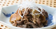 Simmered Beef & Ginger | recipes | Dining with the Chef | NHK WORLD - English