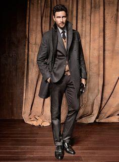 Good suit, coat, style
