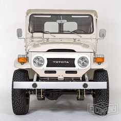 We are going back to Bonhams Ameilia! 1977 Toyota Land Cruiser FJ43 #fj40 #fj43 #4x4 #fjrestoration