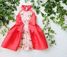 ---Aimee dress--- Idr 848.000 0-5y #honeybee_kids #honeybeekids #cny2017 #cny2017collections
