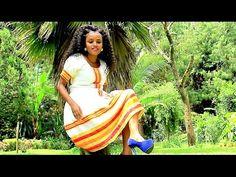 Etenesh Demeke - Yabajalew | ያባጃሌው - New Ethiopian Music 2017 (Official ... Ethiopian Traditional Dress, Traditional Dresses, Ethiopian Music, Video Google, Entertainment Video, Christian Music, Beautiful Horses, Fashion, Pretty Horses