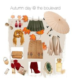 """""""Indian Summer"""" by yvonne1406 ❤ liked on Polyvore featuring Elle & Jae Gypset, Too Faced Cosmetics, Dorothy Perkins, WithChic, Ray-Ban, H&M, Cultural Intrigue, Yves Saint Laurent, Tory Burch and Accessorize"""