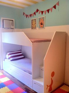 Bunkbed want this for me and my sister's shared room!!