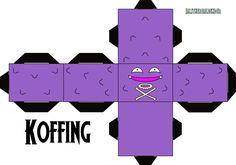Koffing Cubee by iamtherealbender.deviantart.com on @DeviantArt