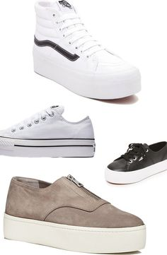 6e501eafca1 How to Wear Platform Sneakers from Budget Fashionista