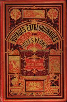 Jules Verne... anything and everything written by him...