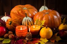 Bring on the scents of Fall - how to make your home look (and smell!) like the cozy warm Fall season!
