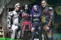 Descendants 3 new look ♥