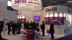 This is our biggest ever stand at ICE in London
