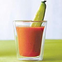 vruchtensap maken blender