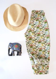 Queue For a The Zoo Liberty print trousers @Little_Moppets  #StylishLittleMoppets