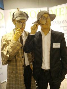 Sherlock Holmes – move over, Benedict Cumberbatch and Basil Rathbone – these are the real Investigators playing Sherlock! http://www.answers.uk.com/office/sherlockholmes.htm  Come and visit Private Investigators Answers Investigation at the next Business show – see http://www.answers.uk.com/admin/exhibitions.htm  T: 01202 366156 http://www.answers.uk.com