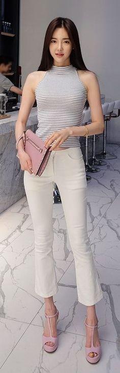 LUXEASIAN.COM Luxe Asian Women Design Korean Model Fashion Style Dress Luxe…