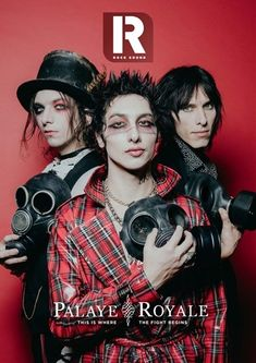 Sebastian Danzig, Band Posters, Movie Posters, Emerson Barrett, Rock Sound, Palaye Royale, Bedroom Decor For Teen Girls, Taylor Momsen, New Wall