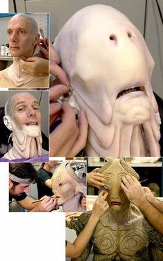 Pin by Thiago Leal on Movies / Tv Shows in 2019 Makeup Fx, Movie Makeup, Scary Makeup, Special Makeup, Special Effects Makeup, Horror Make-up, Prosthetic Makeup, Extreme Makeup, Make Up Art