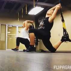 Pin for Later: Increase Flexibility and Strength With These TRX Yoga Moves