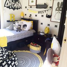 Inspiring Instagram kids' rooms