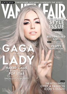 Vanity Fair Magazine - A must read for the informed on current and not-so-current personalities & events.