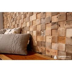 Shop our Wood Wall Panels. Create Your Own Wood Wall Project. Made of 100 % Solid Wood. Discover our Barn Wood - Reclaimed - Shiplap Collections Stick On Wood Wall, Peel And Stick Wood, Wood Panel Walls, Wood Paneling, Diy Wall Art, Wood Wall Art, Wood Mosaic, Wood Home Decor, Decorative Panels
