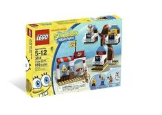 LEGO  SpongeBob  SquarePants  3816  glove  world  by  LEGO