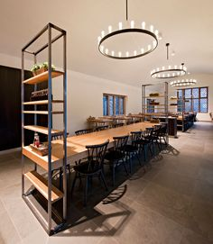 The Redesigned Coach House Restaurant Of Hatfield House   Yatzer