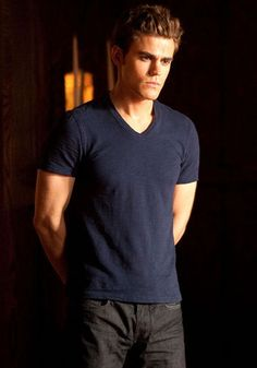 Picture: Paul Wesley on The CW's 'The Vampire Diaries.' Pic is in a photo gallery for Paul Wesley featuring 143 pictures. Vampire Diaries Stefan, Stefan Tvd, Paul Wesley Vampire Diaries, Serie The Vampire Diaries, Vampire Diaries Wallpaper, Vampire Diaries Funny, Vampire Diaries Seasons, Vampire Diaries The Originals, Damon Salvatore