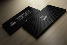 Check out Carbon Business Card by Marvel on Creative Market