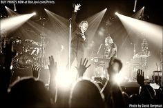 Photo © 2013 David Bergman / www.BonJovi.com/prints -- Bon Jovi performs at Rogers Arena in Vancouver, BC on October 2, 2013.