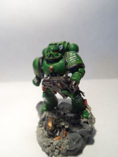 Aurora CHapter Space Marine