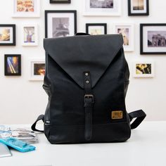2016 Hot! Women fashion backpack male travel backpack mochilas school mens leather business bag large laptop shopping travel bag