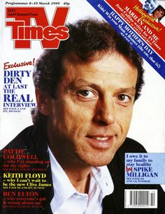 So much more than TV times Old Magazines, Vintage Magazines, Time Magazine, Magazine Covers, Ben Elton, Clive James, Joan Collins, Tv Times, Vintage Tv