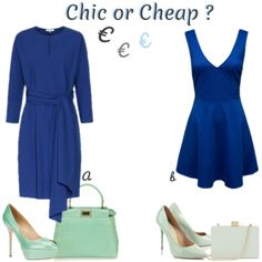 Chic or Cheap: Welches Outfit ist vom Designer?