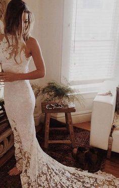 55 Ridiculously Stunning Beach Wedding Dresses