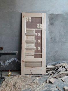 Door Design Home Made Interior Moharunsaifi In 2019 House Front Wall Design, Wooden Main Door Design, Double Door Design, Pooja Room Door Design, Door Gate Design, Door Design Interior, Wooden Gate Designs, Modern Wooden Doors, Wood Doors