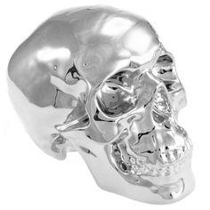 Cofre de Cerâmica Skull