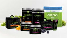 Do need more energy?? The greens gives you natural energy, detoxes your body and it's all natural!! I can't live without my greens every morning! :)