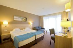 Standard double room #hotel #spa #room